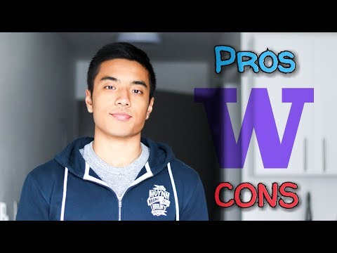 Pros and Cons - University of Washington... Does it suck?