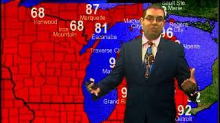 Upper Peninsula Weather Forecast 9/22-9/24
