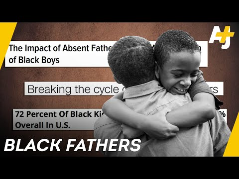 The Myth Of The Absent Black Father  AJ+