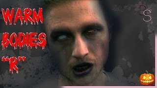 "WARM BODIES ""R"" - HALLOWEEN Inspired Make-Up Tutorial Thumbnail"