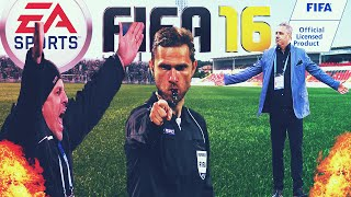 FIFA 16 ROMANIA Cariera Cu Steaua - Sumudica Acuza Arbitrajul - EP#9
