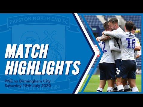 Preston Birmingham Goals And Highlights