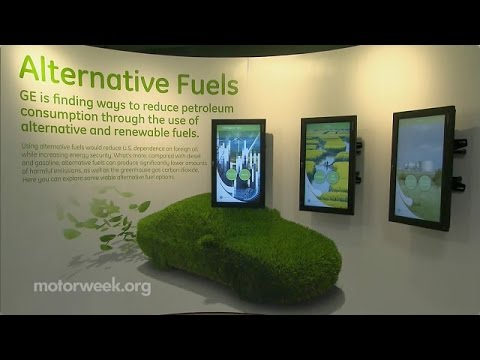 GE Showcases Innovation in Alternative Fuel Vehicles