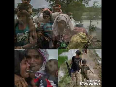 GIVE US CHILDHOOD! The Weeping of Syrian,Palestine,Rohingya, and Muslim's Children Around the World