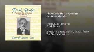 Piano Trio No. 2: Andante molto moderato