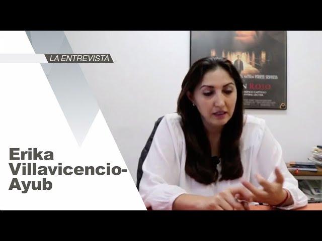 La Entrevista: Dra. Erika Villavicencio-Ayub, Investigadora de RH y Salud Ocupacional
