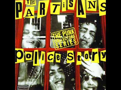 The Partisans - Dont blame us