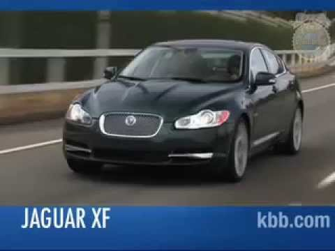 2009 Jaguar XF Review   Kelley Blue Book