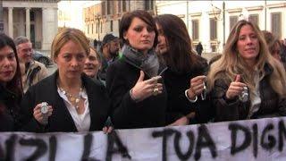Donne Fratelli d'Italia contro Renzi: condanni i fatti di Colonia