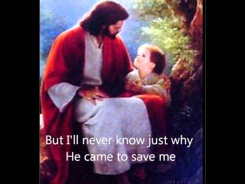 No One Ever Cared for me Like Jesus (Piano/instrumental w/lyrics)