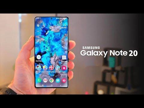 Samsung Galaxy Note 20 будет МОНСТРОМ!