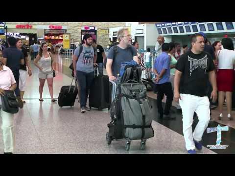 El aeropuerto José Joaquín de Olmedo, uno de los mejores de Sudamérica