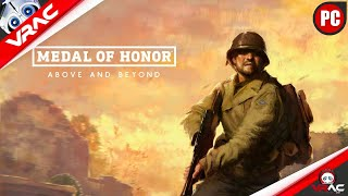 Medal of honor Above and Beyond, c'est la guerre!!!