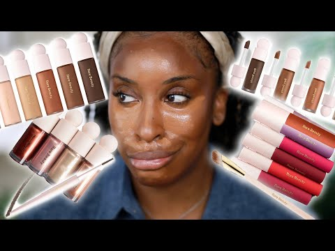 Interested in Rare Beauty? Watch This Review First! | Jackie Aina