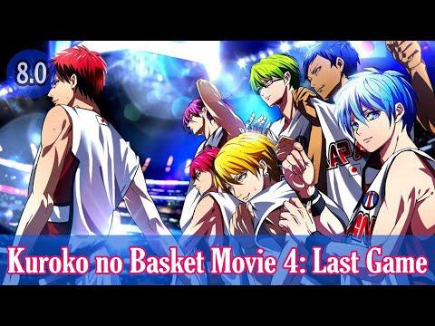 Kuroko No Basket Movie: Last Game Subtitle Indonesia