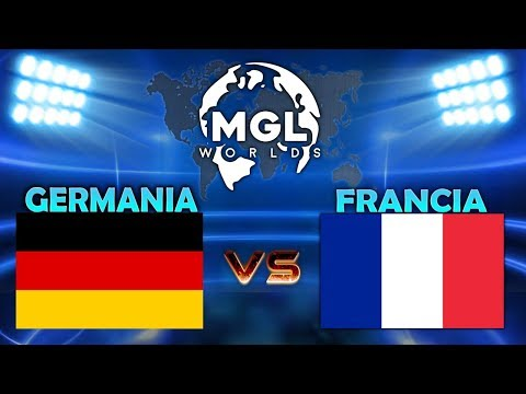 GERMANIA vs FRANCIA | MGL WORLDS TOP32 | CLASH ROYALE COMPETITIVE TEAM