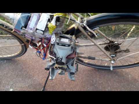 Reusing Motors From Washing Machines | Hackaday