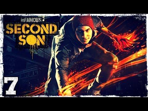 Смотреть прохождение игры [PS4] InFamous: Second Son. # 7: Мертвые дельфины.