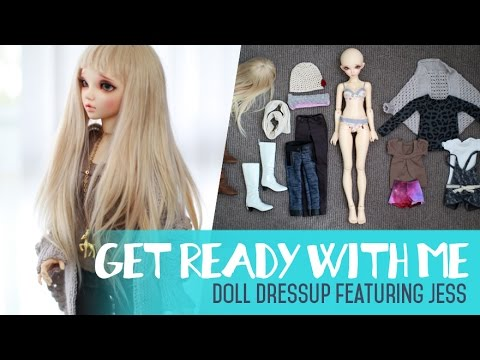 Doll Fashion ep.5 - Commissioning custom doll clothes
