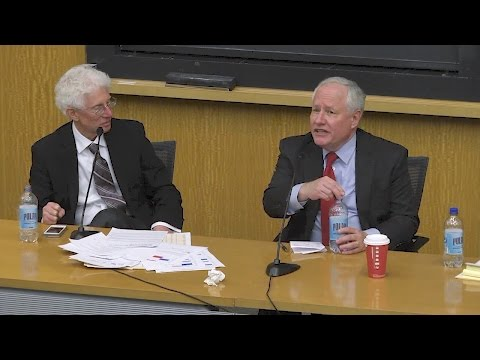 Biennial Post-Election Analysis with William Galston and Bill Kristol
