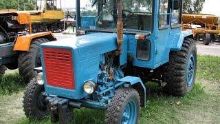 #1841. Самоделки Тракторов [Супер Тачки]