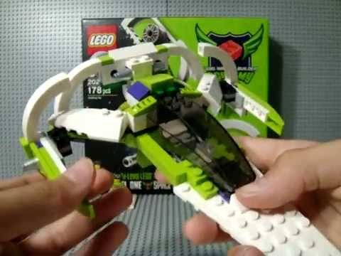 "Lego M.B.A. 20200 Kit 1- ""Space Designer""- Review - YouTube"