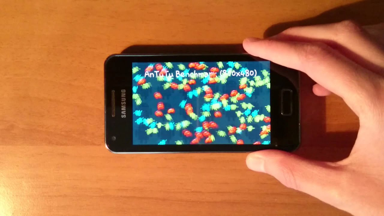 samsung galaxy s advance stock android 4 1 2 jelly bean antutu benchmark v5 7 1 test