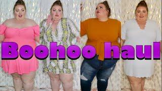 [9.29 MB] Boohoo plus size haul