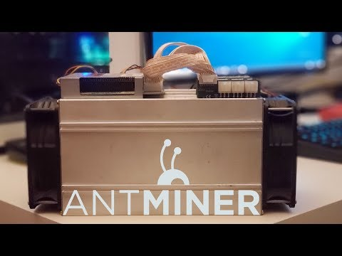 I Bought A ASIC Miner In 2019 Antminer S7 Review In 2019 Asic Miner Review Mining Adventure Part 3