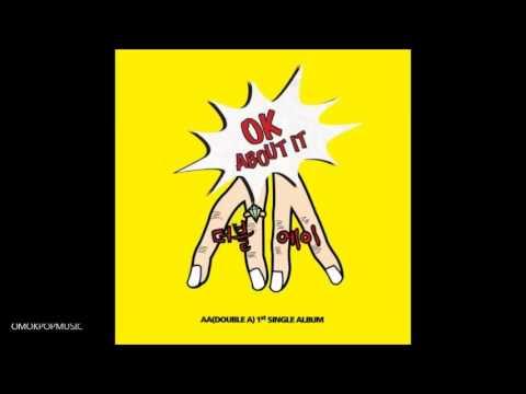Double A (더블에이) - 오케바리 (OK About It) (Full Audio)