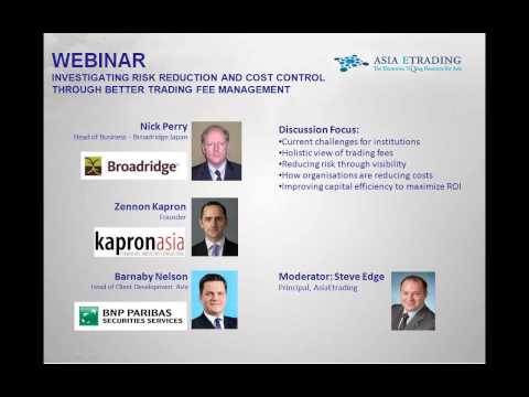 Kapronasia - Trading Fee and Commission Management in Asia