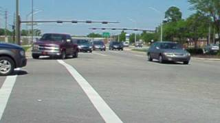 Dangerous Intersection: Live Oak Plantation Road And Thomasville Road, Tallahassee, Florida