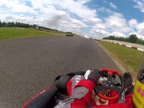Daytona Milton keynes go karting dmax (alex) 15/7/2014