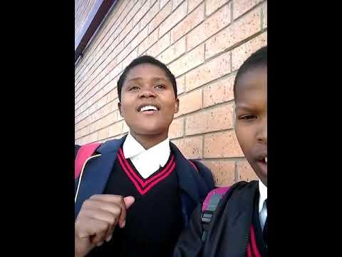 Xa ndiyekelelwa nguwe by Siihle and Yonella