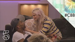 Video Ginuwine attraction? | Day 13 | Celebrity Big Brother 2018 download MP3, 3GP, MP4, WEBM, AVI, FLV Januari 2018