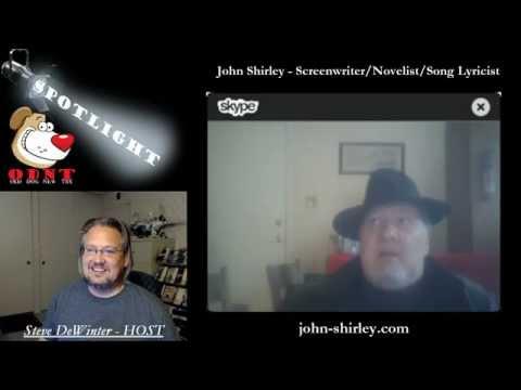 Writer Spotlight: John Shirley