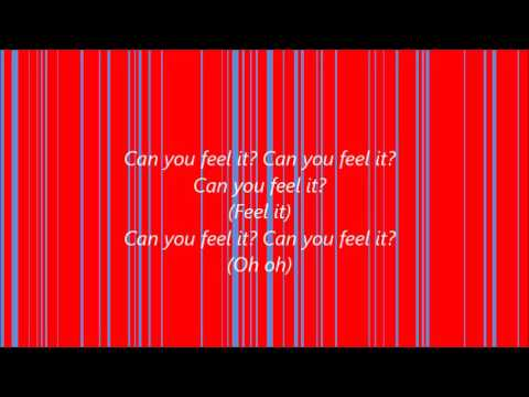 Can You Feel It - Jean Roch LyriCs