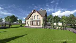 Презентация проекта частного дома(Музыкальная композиция:
