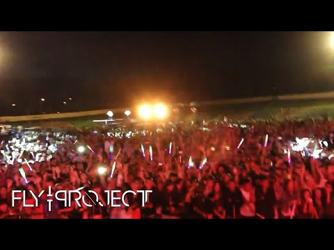 FLY PROJECT - LIVE CONCERT IN RUSSIA