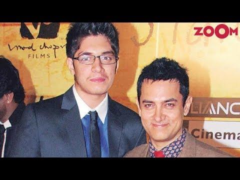 Aamir Khan's BIG statement on son Junaid's acting aspirations | Bollywood News