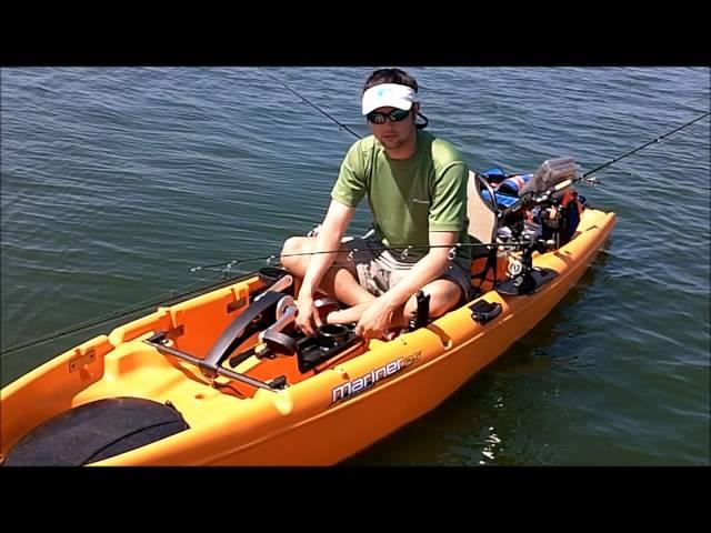 Reel Yakin - Native Watercraft Mariner 12.5