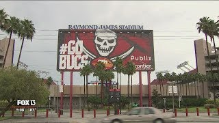 Smoking, tobacco products now banned at Raymond James Stadium