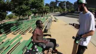 Bonzing Skateboards: Urban Shred Sled
