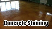 Concrete Staining Guide - 6  How to Seal Concrete Floors and
