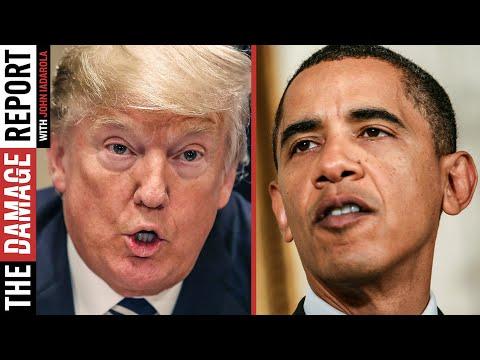 Trump vs Obama SCOTUS Legacy