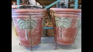 Tropical Accessories And Decor, Custom Outdoor Furniture