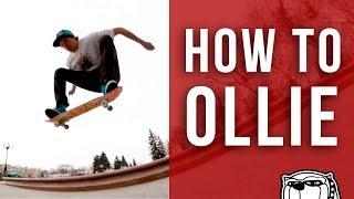 Видео школа скейтбординга 1 серия
