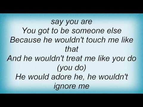 Tamia - Stranger In My House Lyrics