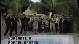 Rafael Orozco  - Contento y Enamorado (en vivo)