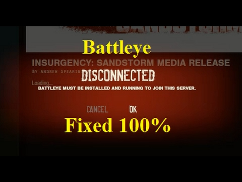 how to install battleye for ark